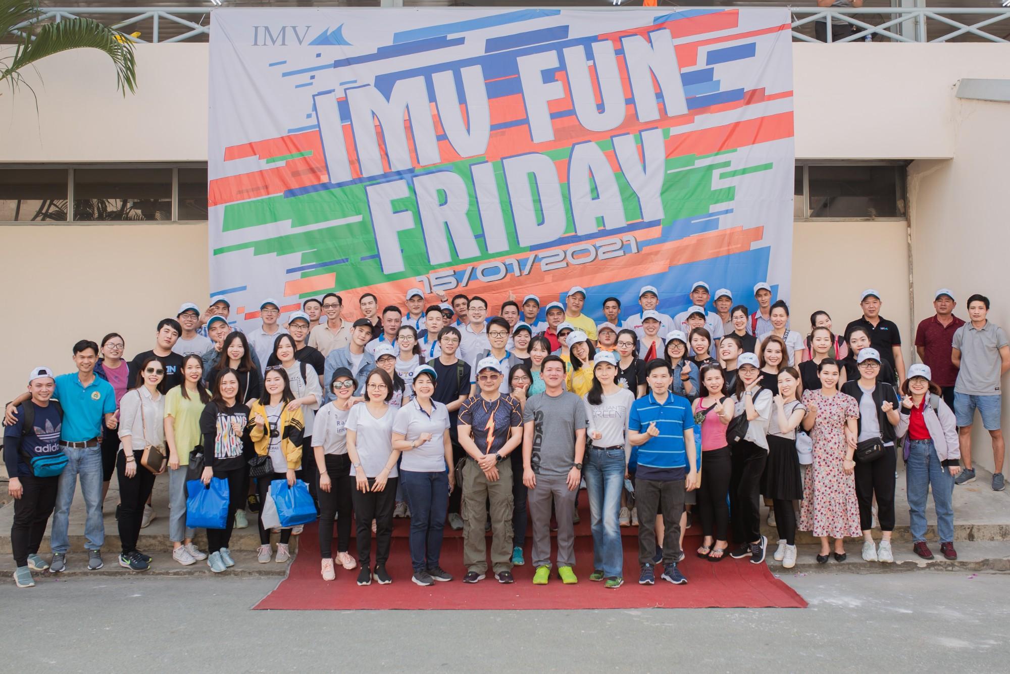 IMV FUN FRIDAY (JAN 15th 2021)